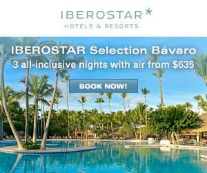 IBEROSTAR Bavaro Suites, Dominican Republic - 3 nights with air from $675