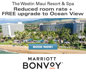 The Westin Maui Resort & Spa - 3 nights with air from $975