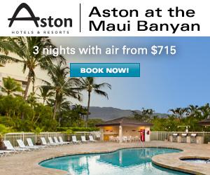Castle Halii Kai at Waikoloa, Island of Hawaii - 3 nights with air from $649