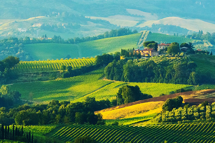 Product Best of Tuscany From Rome